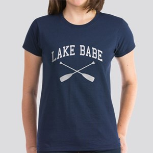 Lake Babe Women's Dark T-Shirt